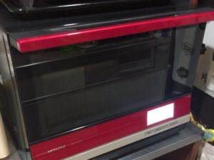 【ふるさと納税】返礼品の水蒸気オーブン電子レンジが届いたよ(茨城県日立市)