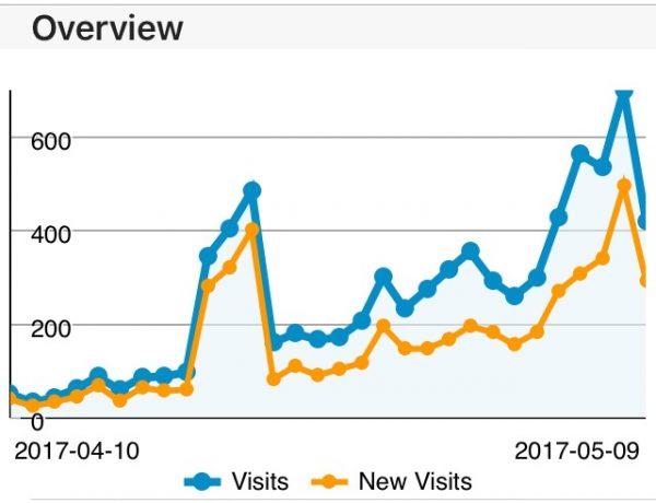 仮想通貨ブログの先行者利益と今後(アクセス数・流入元内訳)